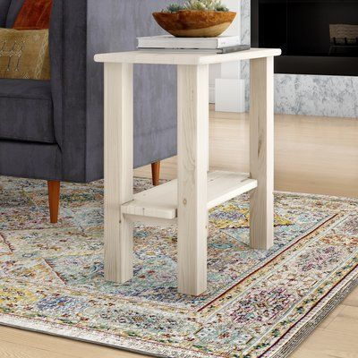 Loon Peak Abella End Table End Tables Chair Side Table Modern End Tables