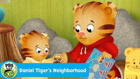 DANIEL TIGER\'S NEIGHBORHOOD | Oh No! Margaret Wants My ...