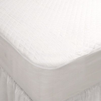 25cm Polycotton 10/'/' Deep Fitted Three Quarter Small Double 4FT Fitted Sheets