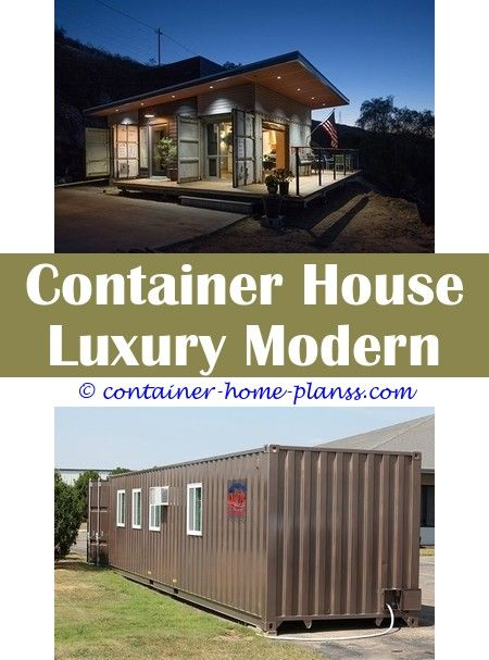 Container Home With Basement And Rooftop Deck Metal Containers
