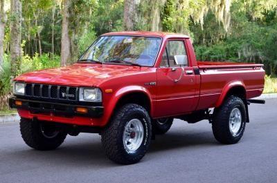 1982 Toyota Pickup Jacksonville Toyota Pickup 4x4 Toyota Trucks 4x4 Toyota
