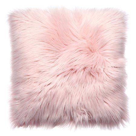 meigar faux fur fluffy plush decorative