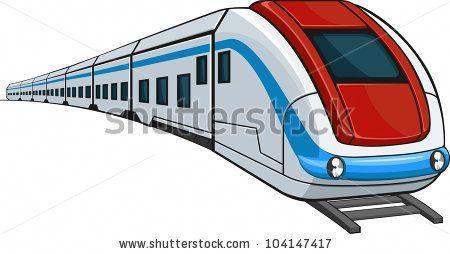 Pin By Rima On Sports Train Vector Train Cartoon Train