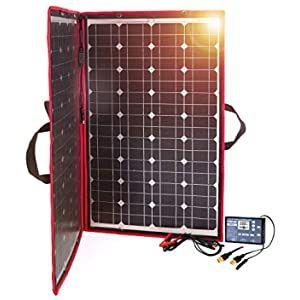 100w Solaranlage Komplettpaket 220v Tuv Amazon De Elektronik In 2020 Solaranlage Solar Solarpanel