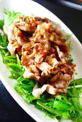 1 人気 ロース 豚 肉 クックパッド 薄切り レシピ 位