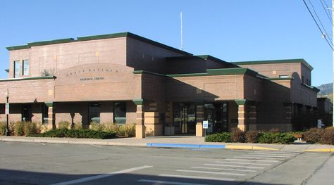 Grace Balloch Memorial Library, Spearfish