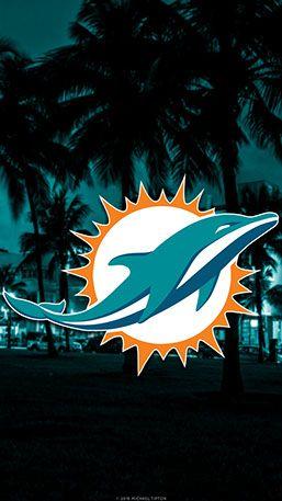 Miami Dolphins Mobile City Team Logo Wallpaper Miami Dolphins Wallpaper Miami Dolphins Logo Miami Dolphins