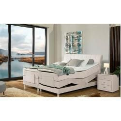 There Is A Boxspringbett Elsa Trendline There Is A Trendline Boxspringbett Elsa Trendline In 2020 Pallet Furniture Outdoor Decor Box Spring Bed