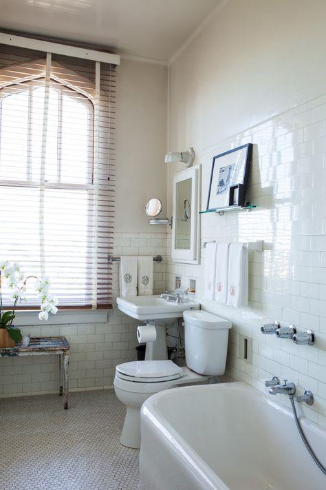 1930s Bathroom Ideas On Pinterest 1930s Bathroom Tile