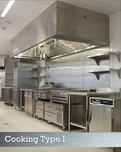 Restaurant Grease And Heat Hood Sizing Guide Acitydiscount Restaurant Kitchen Exhaust Commercial Range Hood