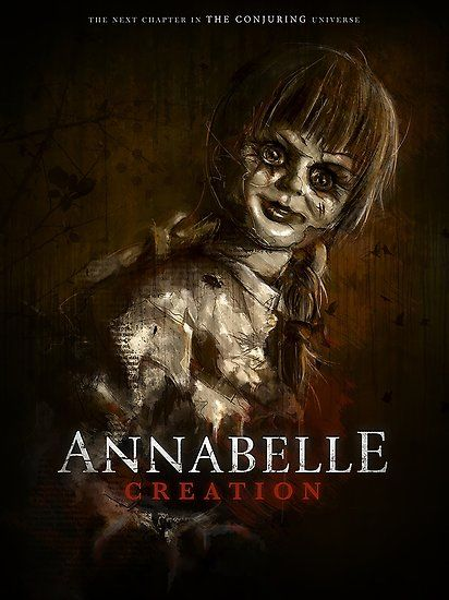 Fan Art Annabelle Filmes De Terror