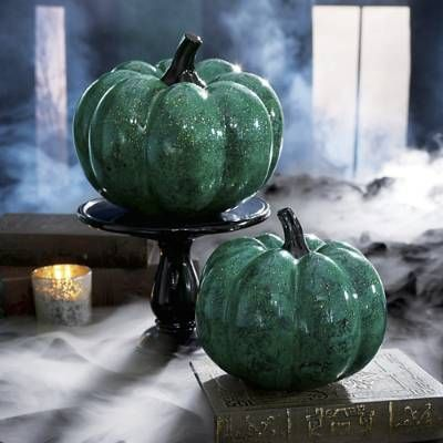 Marbles Halloween 2020 Our Green Marble Pumpkins are in Halloween disguise as polished