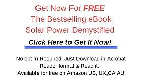 Free Solar Panel Calculator And Solar Power Calculator With
