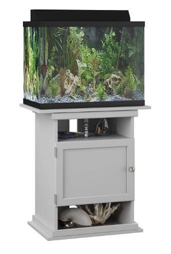 How To Build A Diy Simple Aquarium Stand Fish Tank Stand Aquarium Stand Diy Aquarium Stand