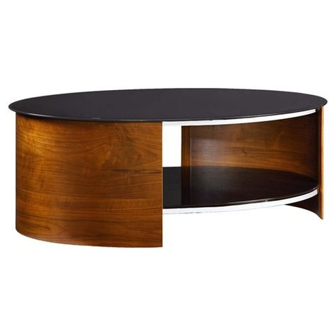 Sunterra Coffee Table With Storage Walnut Coffee Table