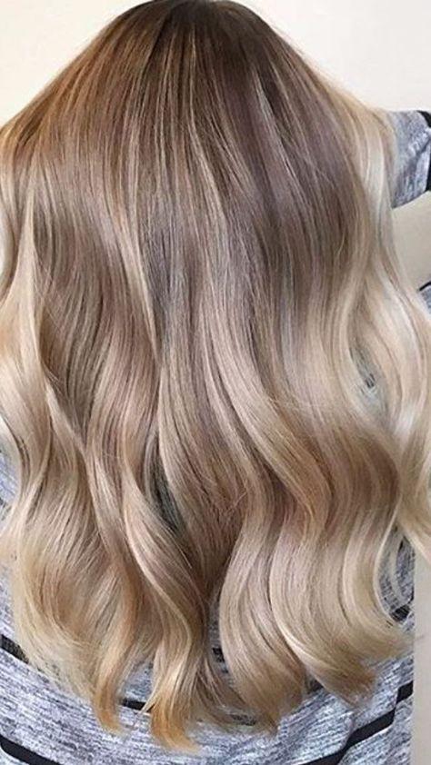 30+ schöne Balayage Haare