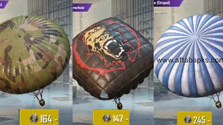 How to Get Free Parachute Skins in PUBG Mobile | PUBG Mobile