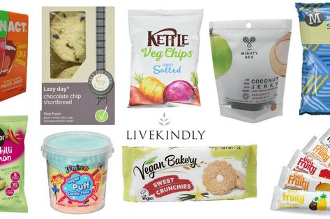 99 Vegan Snacks That You Can Eat On The Go Uk Edition Vegan Snacks Going Vegan Healthy Vegan Snacks