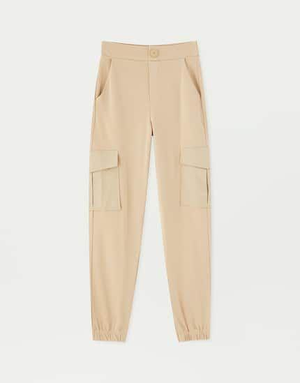 réel classé Promotion de ventes date de sortie: Pantalon cargo chevilles élastiques couleurs | Pants en 2019 ...