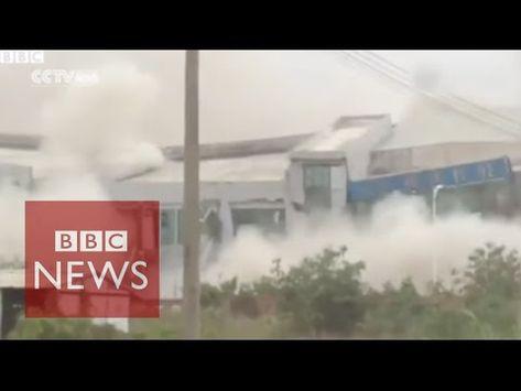 Landslide In Shenzhen S Hengtaiyu Industrial Park Leaves 91 Missing Recent Natural Disasters Emergencies Hazards Video Capture In This Moment Landslide