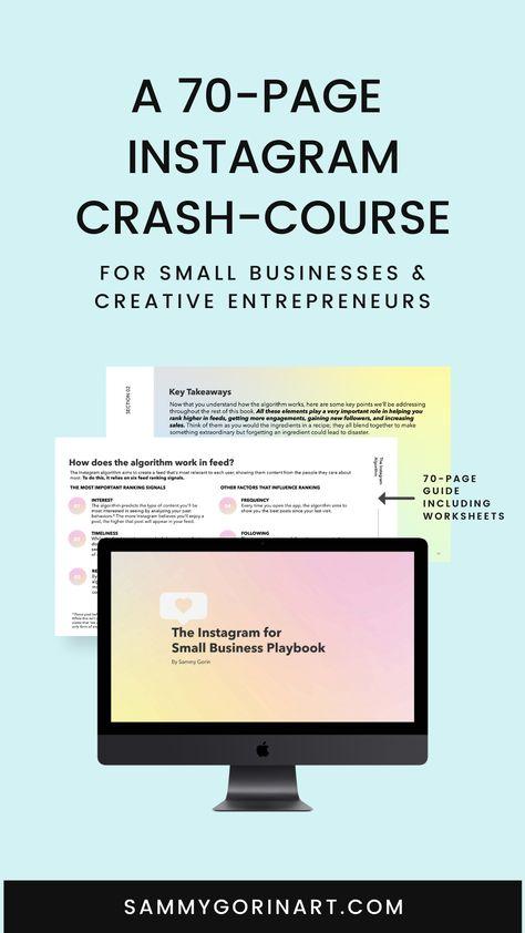 An Instagram Crash-Course