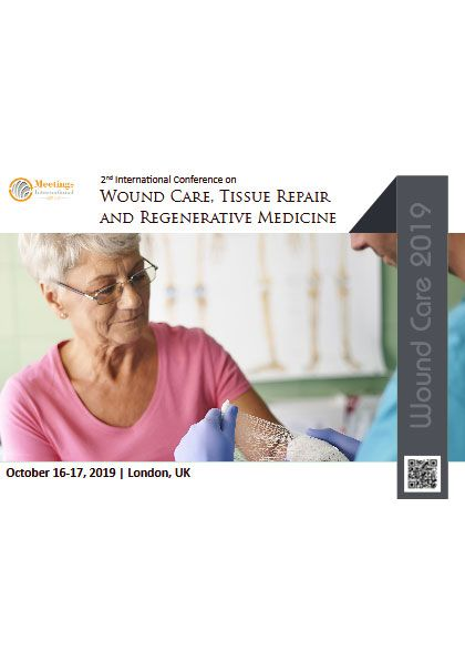 2nd International Conference on Wound Care, Tissue Repair