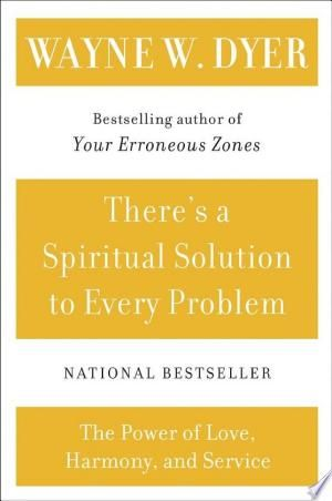 Book There S A Spiritual Solution To Every Problem Pdf Free Self