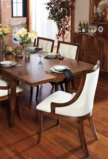 Beautiful Choose Your Fabric, Style And Stain With Bermex Custom Tables !   Bermex    Pinterest   Tables, Solid Wood And Wood Tables