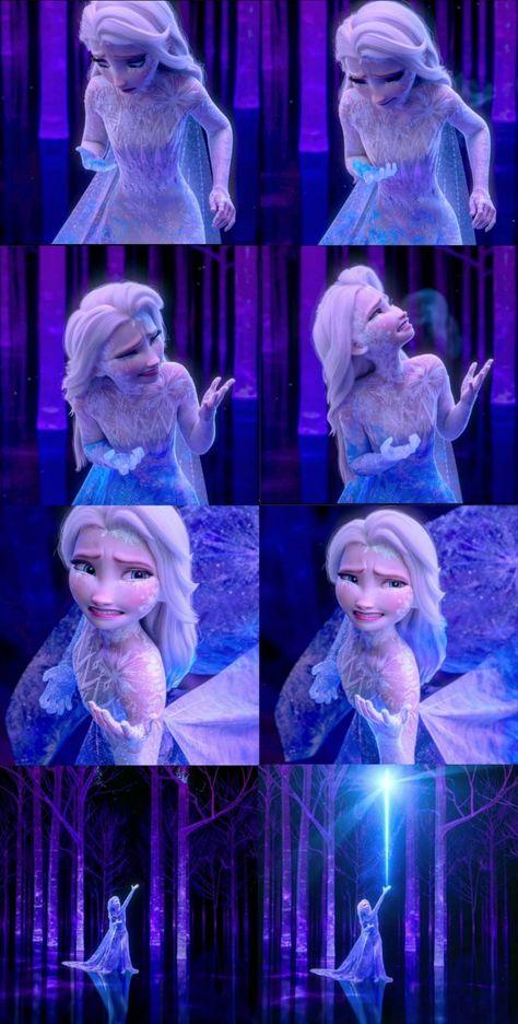 Wallpaper #34 ~ Frozen Elsa