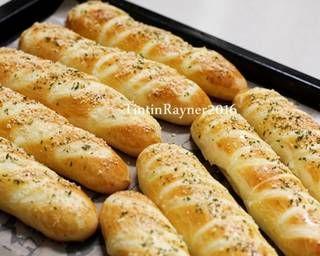 Resep Roti Parmesan Cheese Parmesan Breadstick Empuk Tapi Kokoh Oleh Tintin Rayner Resep Resep Roti Resep Resep Sarapan