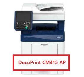 Docuprint Cm415 Ap Driver Download Di 2020 Dengan Gambar