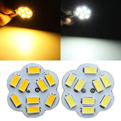 G4 2w White Warm White 9 Smd 5730 Led Light Lamp Bulb 12v Led Light Bulbs From Lights Lighting On Banggood Com Led Lights Lamp Bulb