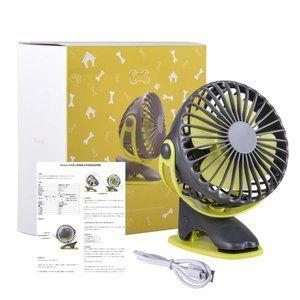 Usb扇風機 卓上扇風機 扇風機 卓上 クリップ Ninonly ミニ扇風機 卓上ファン 小型扇風機 Usb 乾電池両対応 省エネ 4段風量 Products 2019 扇風機 卓上 扇風機 Usb 扇風機
