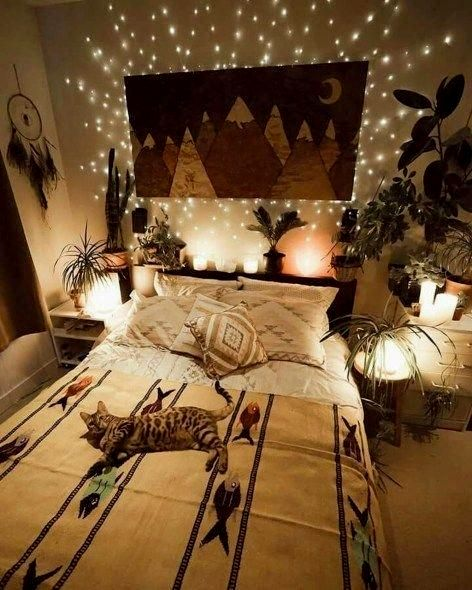 12 Minimalist Bedroom Decorating Ideas In 2020 Bohemian Bedroom Decor Bedroom Decor Christmas Living Rooms