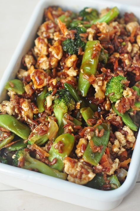 Chicken Bake This scrumptious Teriyaki Chicken recipe is a healthier, cleaner take on a classic.This scrumptious Teriyaki Chicken recipe is a healthier, cleaner take on a classic. Chicken Teriyaki Recipe, Baked Chicken Recipes, Teriyaki Chicken Casserole, Healthy Recipes With Chicken, Skinny Recipes, Health Dinner, Dinner Healthy, Healthy Delicious Dinner Recipes, Healthy Suppers