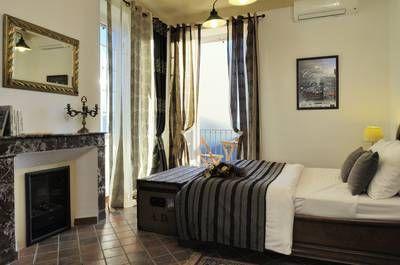 Miniature La Villa Guidi Chambres D Hotes En Corse Pila Canale Famille Habani Gite Chambre D Hotes Rideaux Table Et Chaises Chambre