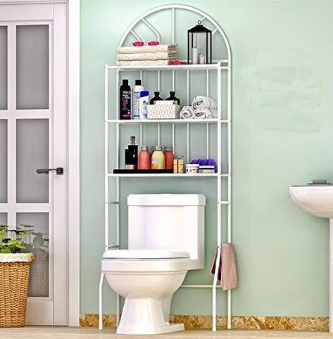 Toilet Rack Bathroom E Saver Shelf