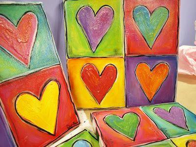31 Painting Hearts Ideas Painting Heart Painting Heart Art