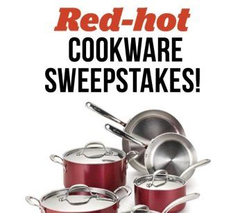 Enter To Win A 10 Piece Lagostinarosella Cookware Set Worth 700 00 Clean Eating Has Partnered With Lagostina To Give Aw Lagostina Cookware Set Cookware Sets