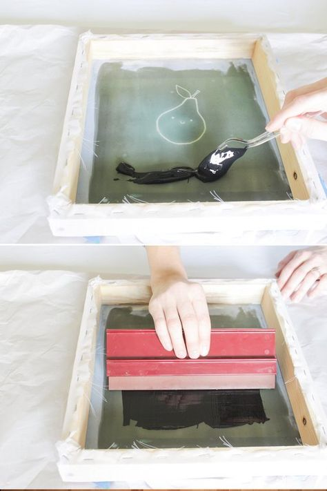 How to Do Silk Screening at Home | eHow.com