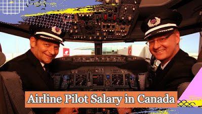 Airline Pilots Salary Airline Pilot Pilot Airline