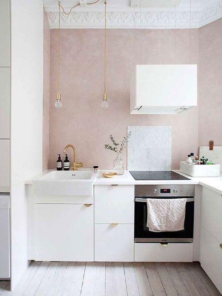 Los Colores Pastel Tienen Una Mision Endulzar Tu Cocina Decoracion De Cocina Moderna Decoracion De Cocina Decoracion De Unas