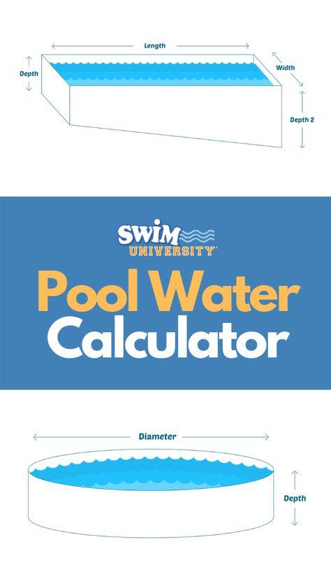 32 Pool Water Chemistry Ideas Pool Water Above Ground Swimming Pools Pool