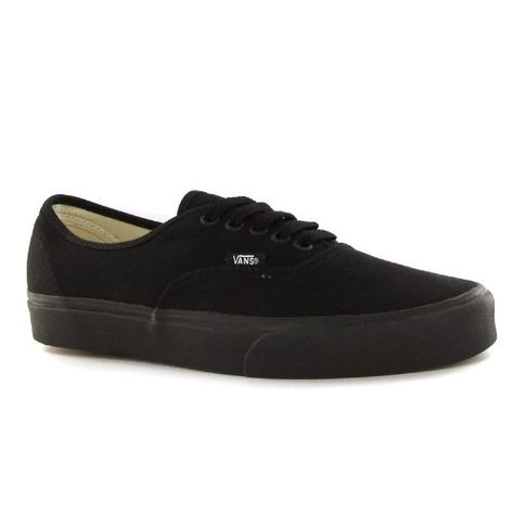 Vans Classic Authentic Black Mens Tra... for only  35.00  4c320c481