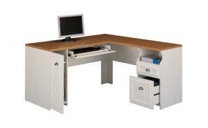 Meja Kantor Terbaru Dengan Bentuk Sudut Siku Siku Mj11092