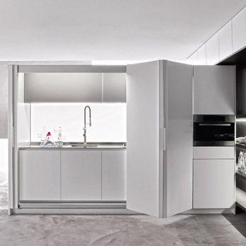 13 best Dada / Tivalí images on Pinterest | Hidden kitchen, Black ...