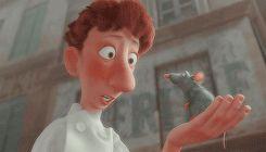 *LINGUINI & REMY ~ Ratatouille, 2007