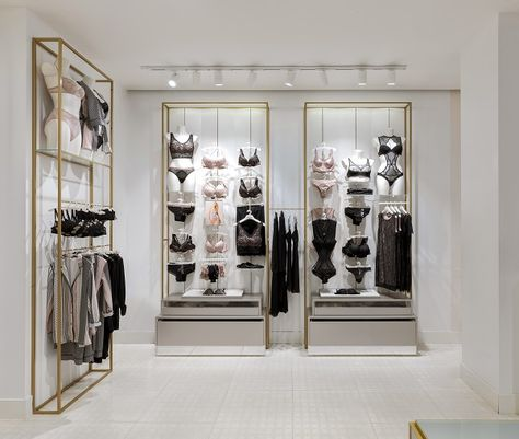 Design showcase: Lingerie brand Yamamay's new store format - Retail Design World