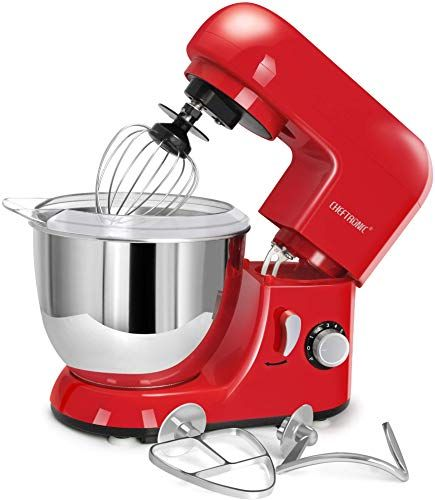New Cheftronic Sm985 Red Standing Mixer One Size Red Online