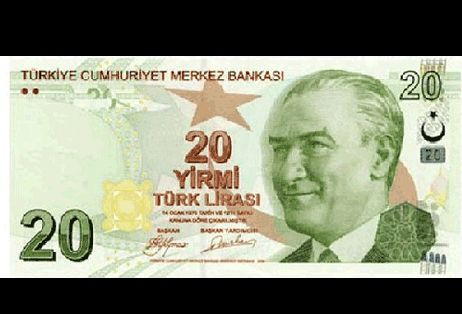 20 Lira İnsanı Nasıl Perişan Eder - Çay Molası   Türk lirası, Banknot